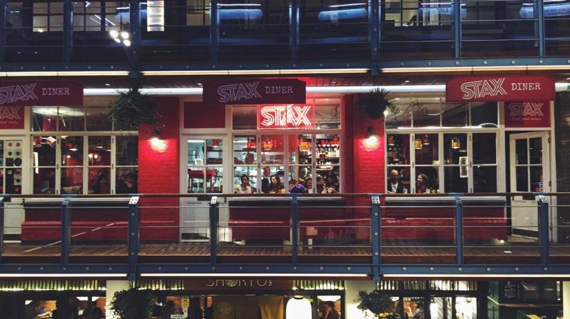 FOOD || STAX +OOTD